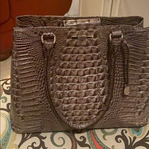 Brahmin Tote with Matching Wallet